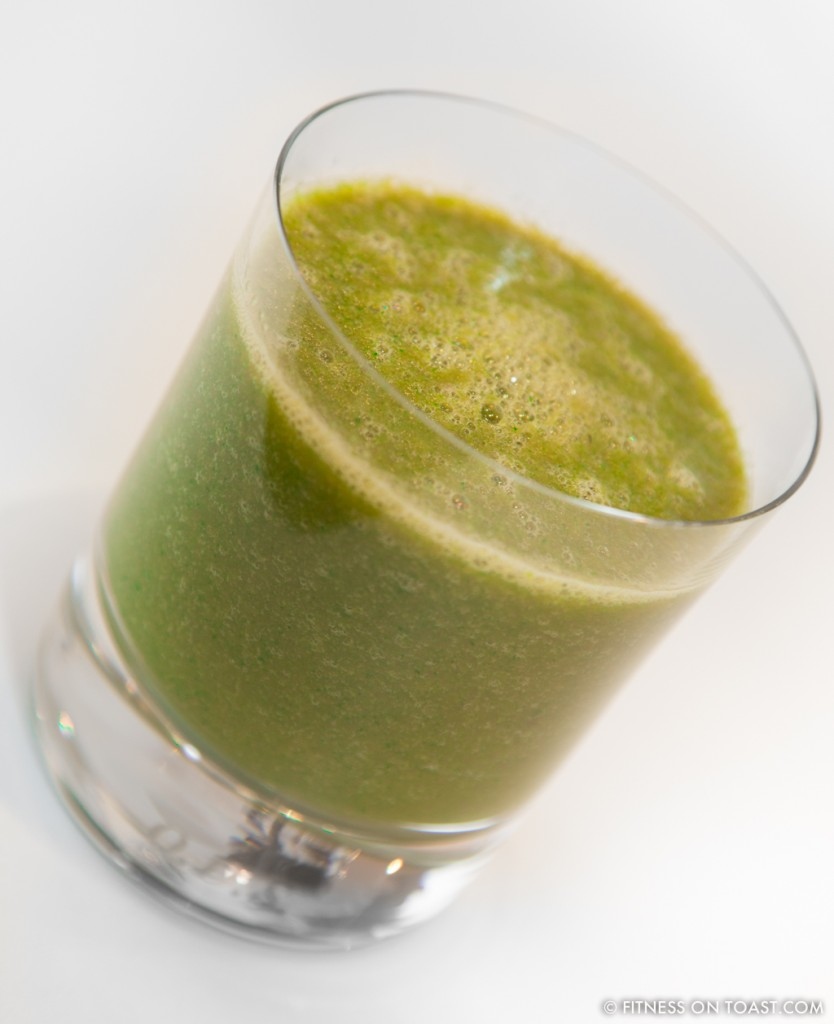 DETOX VEGETABLE JUICE  http://fitnessontoast.com/2013/01/18/my-vegetable-recovery-juice/