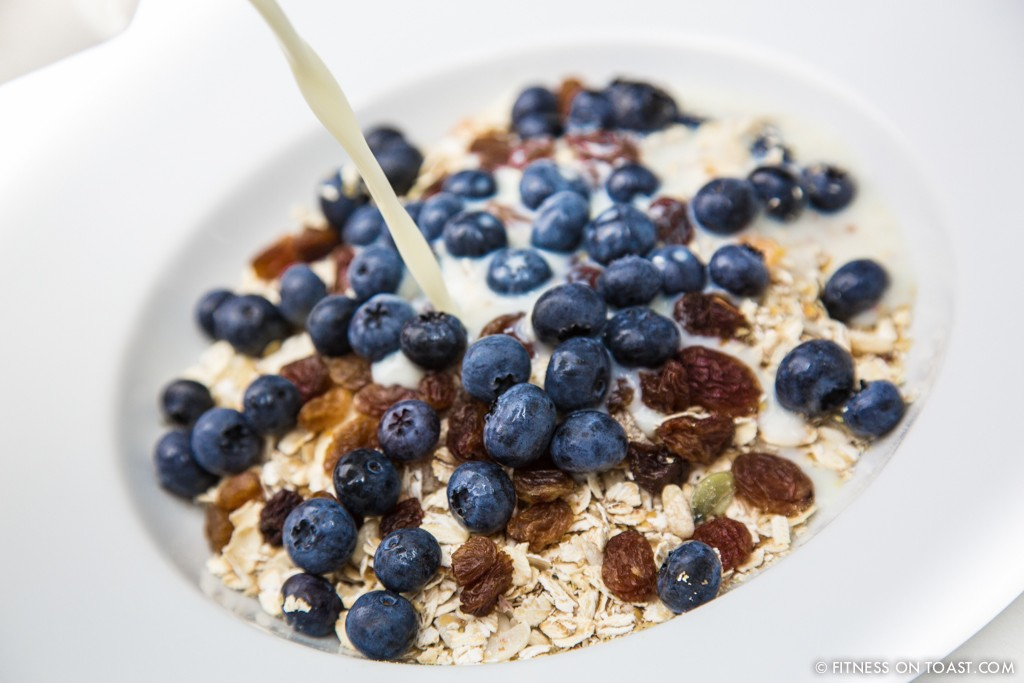 MY UBER MUESLI  http://fitnessontoast.com/2013/01/01/the-right-way-to-start-the-day/