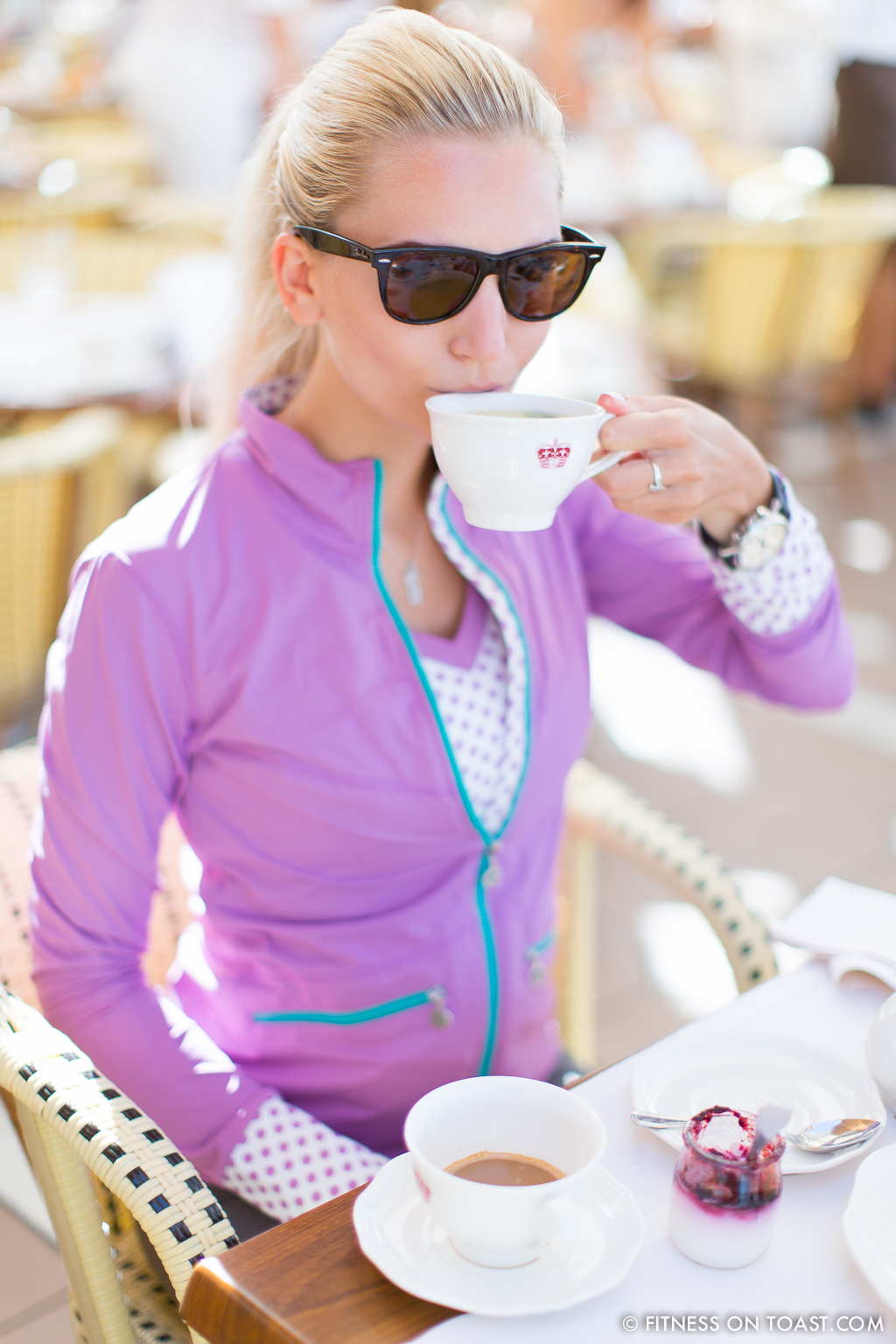 Vevie Hertford Cannes La Croisette Run Fitness On Toast Health Fashion Running Blog Faya -3
