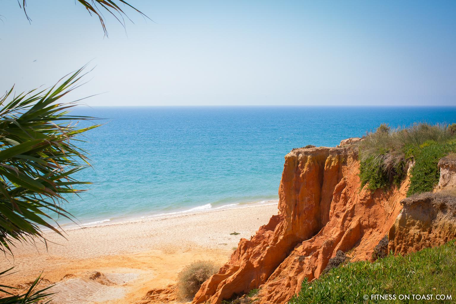 Portugal Algarve Zaggora Running Sports Fitness Girl Faya Fitness On Toast Run Val De Lobo Royal Golf Course Blog-10