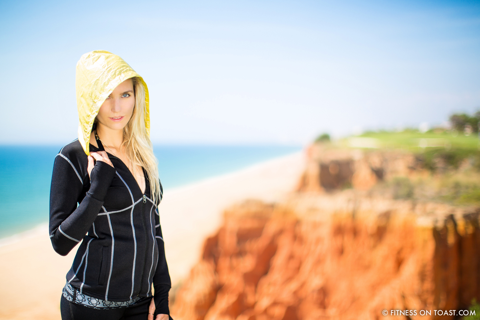 Portugal Algarve Zaggora Running Sports Fitness Girl Faya Fitness On Toast Run Val De Lobo Royal Golf Course Blog-2