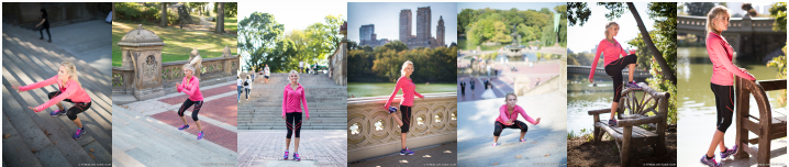 Faya Fitness On Toast Central Park workout pictures FOT Blog