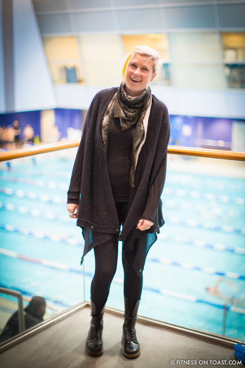 Faya Fitness On Toast Swim Lesson Update Sport Relief Comic Charity Campaign 2014 Swimathon Olympic Blog Excercise Blogger-2