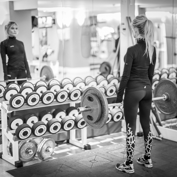 Daily Hiit Faya Fitness On Toast Girl Deadlift Blog Post Weights SQUARE