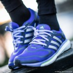 Wearing: Shoes by Adidas, Ladies' 'Boost'http://fitnessontoast.com/2014/02/16/stylish-workout-gear-on-a-budget/