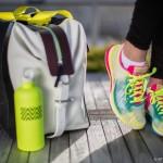 Wearing: LEGGINGS: Vevie 'Brunswick' satin ruche: Sports bag, £850, Monreal London, SHOES: Gel-Super J33, £100, Asics,   http://fitnessontoast.com/2014/01/12/my-grazia-ss14-gym-outfit-details/