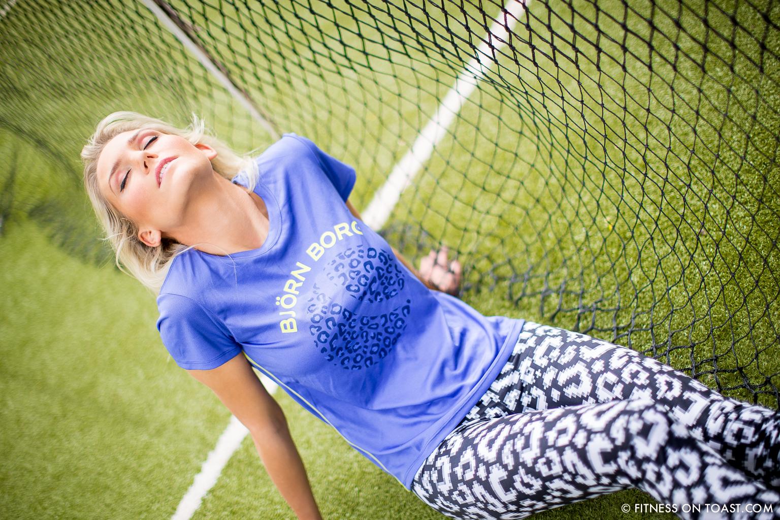 Fitness On Toast Faya Blog Bjorn Borg Tennis Fashion Gym Activewear Active Sports Kit Training Clothes Fitness Fashion Leggings Tshirt Workout-5