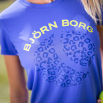 BJORN BORG LEOPARD DETAIL ACTIVEWEAR TSHIRT  http://fitnessontoast.com/2014/03/15/playing-tennis-with-bjorn-borg/