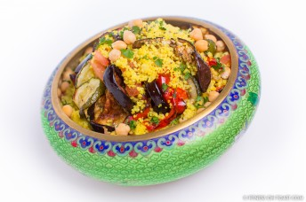 Fitness On Toast Faya Blog Girl Morocco Food Recipe Inspired Themed Moroccan Salad CousCous Tagine Saffron Courgette Chickpeas Zucchini Aubergine Sultanas Olives
