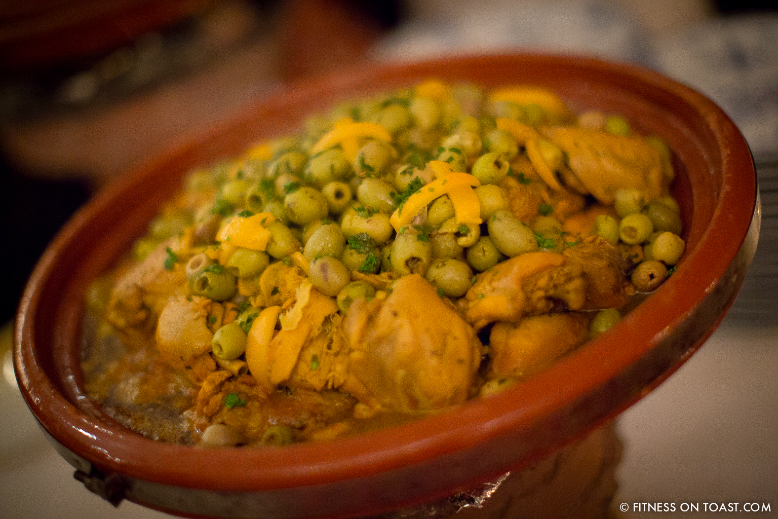 Fitness On Toast Faya Blog Girl Morocco Food Recipe Inspired Themed Moroccan Salad CousCous Tagine Saffron Courgette Chickpeas Zucchini Aubergine Sultanas Olives-9