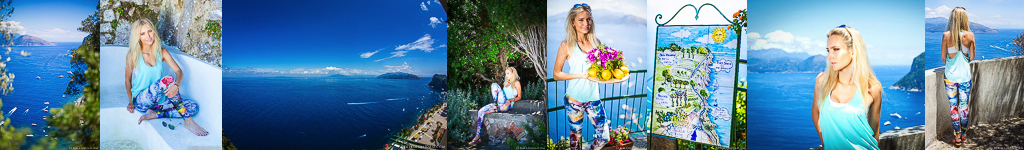 Fitness On Toast Faya Blog Girl Training Outfit Fashion Fit Workout Meditation ActiveInStyle Lorna Jane Capri Caesar Augustus Hotel Travel Balcony Beautiful View-COMPILATION