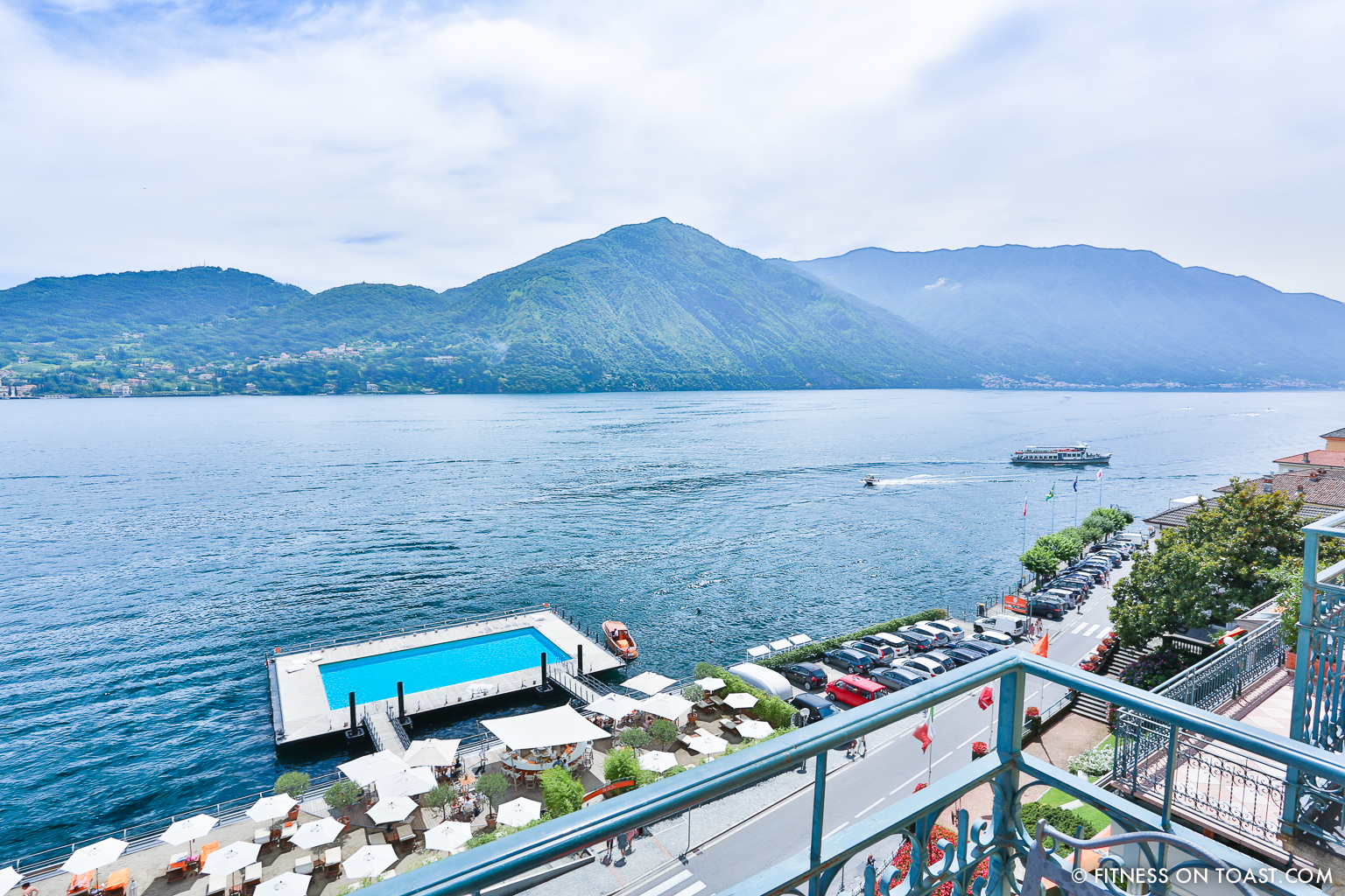 Fitness On Toast Faya Blog Girl Healthy Workout Nutrition Training Gym Travel Hotel Luxury Escape Wellness Destination Italy Lake Como Grand Hotel Tremezzo-22