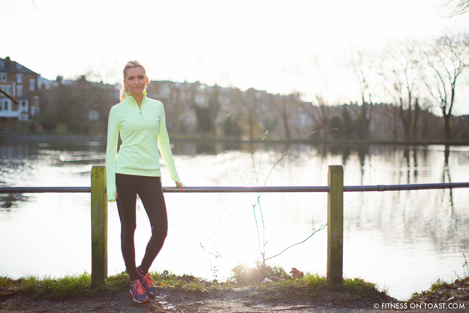 Fitness On Toast Faya Blog Girl Healthy Running Gap Fit Hampstead Heath London Workout Destination Outdoor Active Escape Running Train Exercise-4