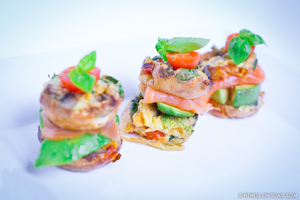 Fitness On Toast Faya Blog Girl healthy Eating Recipe Food Dinner Diet Tasty Clean Lean Eating Protein Egg Muffin Salmon Vegetable-4