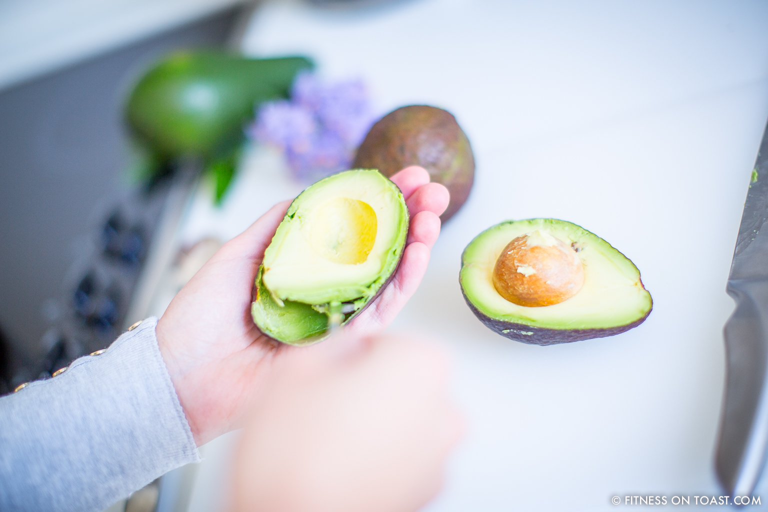 Fitness On Toast Faya Blog Girl Healthy Recipe Food Nutrition Health Diet Dessert Indulge Chocolate Mousse Avocado Lighter Choice Tasty Delicious Treat-4