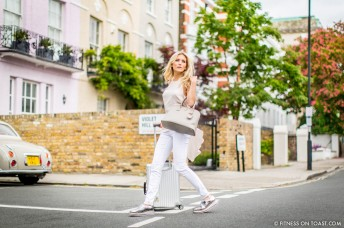 Fitness On Toast Faya Blog Girl Healthy Travel London Rimowa France Riviera Trip Luxury Traveller Prada Zara Hennes Packing How To Healthy-3