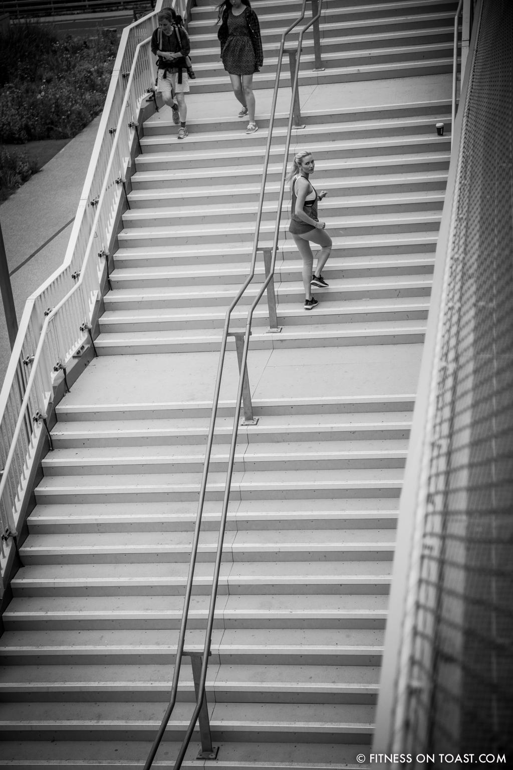 Fitness On Toast Faya Blog Girl Healthy Jog Olympic Park Wagamama Nutrition BPay Barclays London Olympics 2012 Health Stratford-9