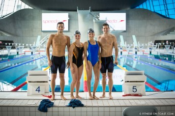 Fitness On Toast Faya Blog Girl Healthy Workout Nutrition Recipe Get Speedo Fit Olympic London Acquatic Centre Race Team Event-2