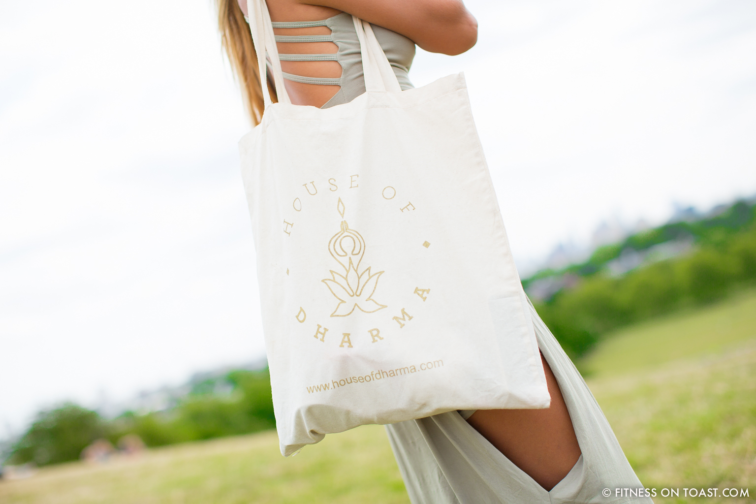 Fitness On Toast Faya Blog Girl Healthy Workout Yoga Lifestyle Fashion OOTD House of Dharma Kayleigh Carrie Bali Clothes Bohemian Look Primrose Hill London-11