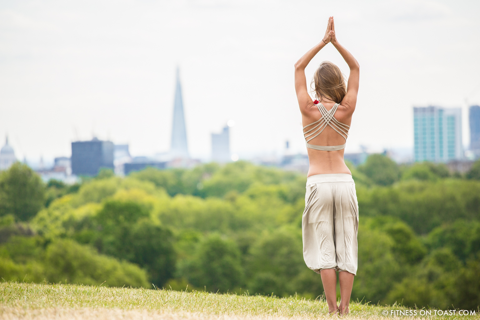 Fitness On Toast Faya Blog Girl Healthy Workout Yoga Lifestyle Fashion OOTD House of Dharma Kayleigh Carrie Bali Clothes Bohemian Look Primrose Hill London-7
