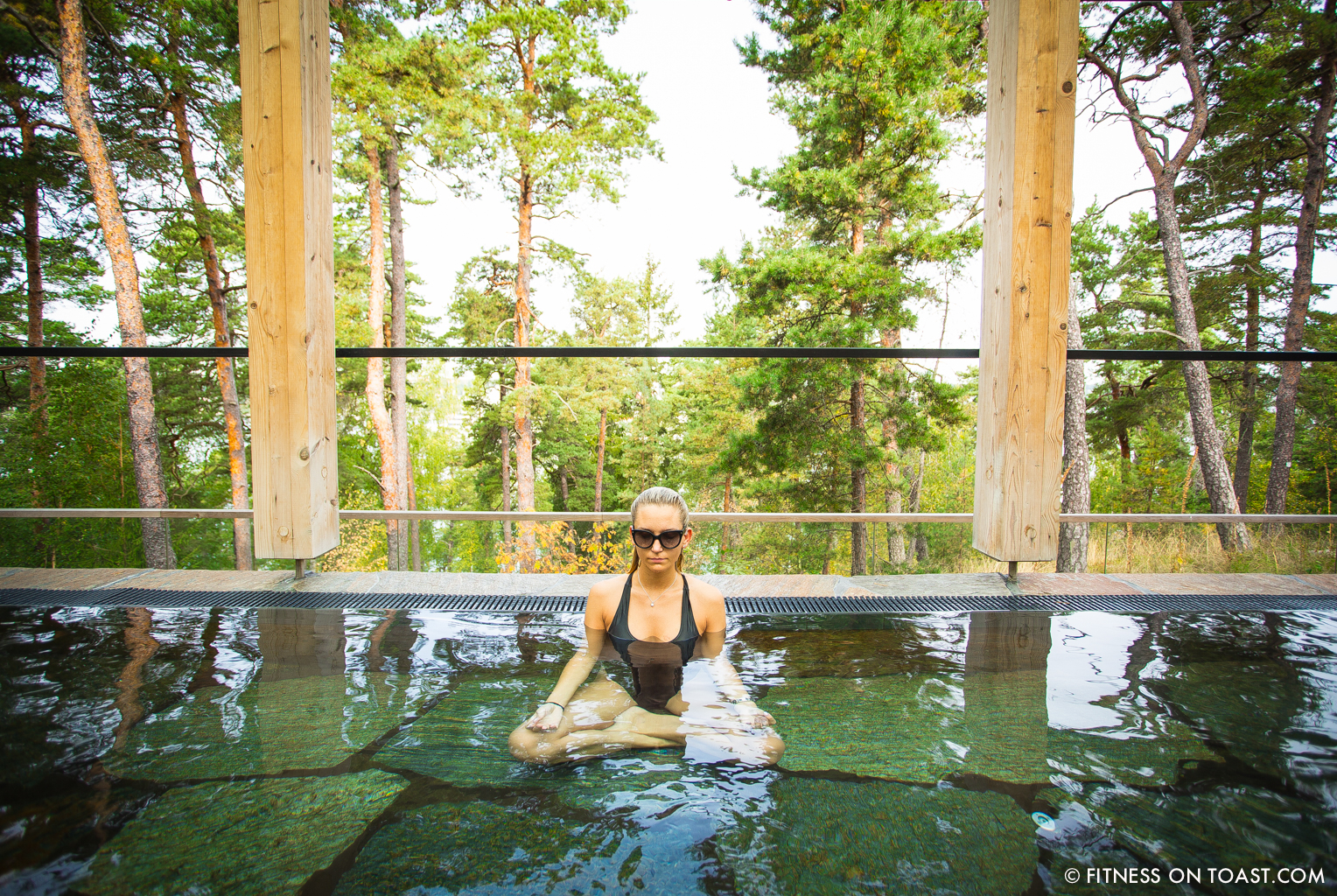 Fitness On Toast Faya Blog Girl Healthy Active Escape Travel Sweden Stockholm Yasuragi Hasseludden Spa Zen Japanese Relaxation Detox Hotel-12