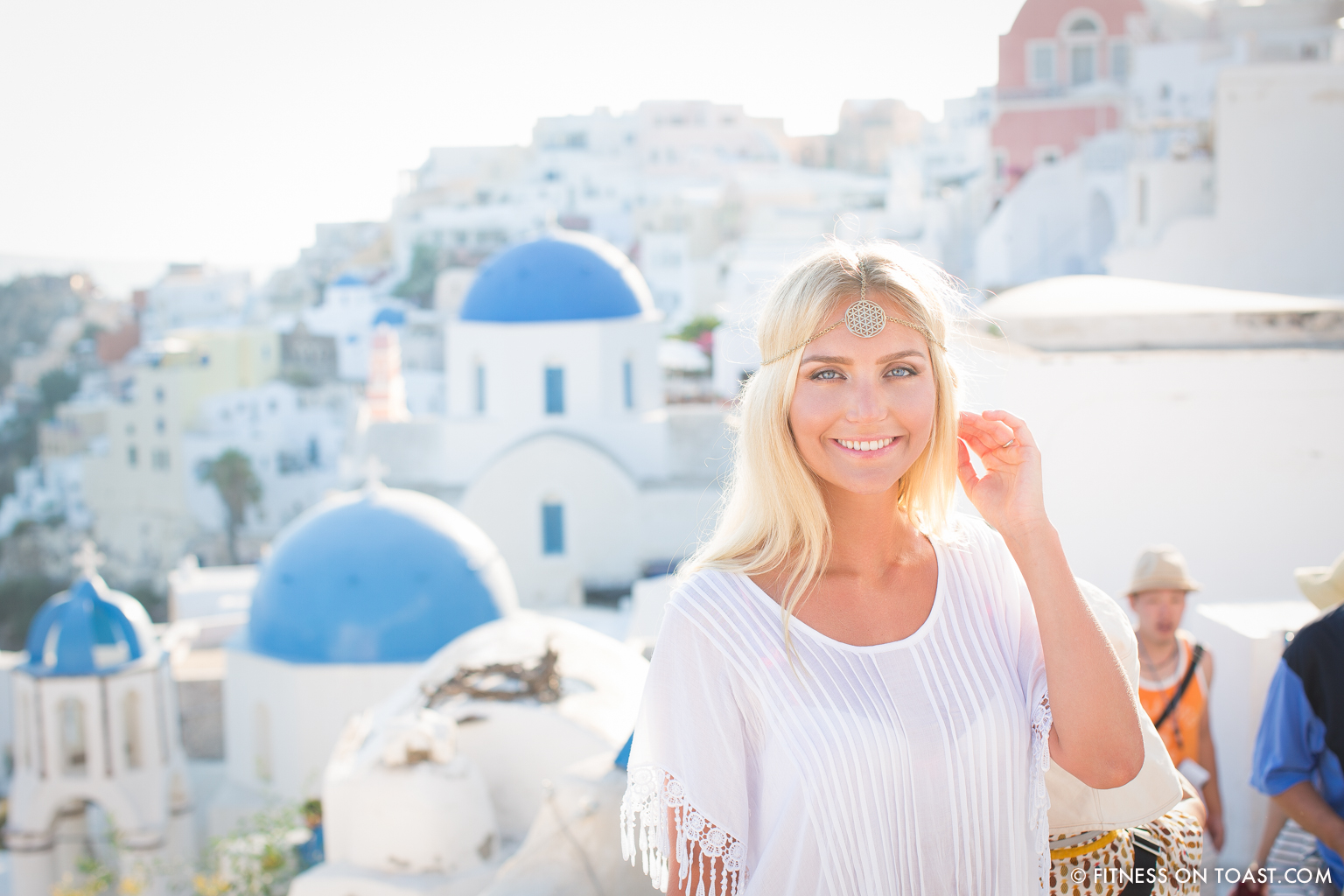 Fitness On Toast Faya healthy blog girl Katikies Hotel Travel Active Escape Luxury Holiday Fit Workout Health Retreat Detox Greece Santorini Tourism LHW-55
