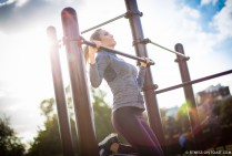 Fitness On Toast Faya Workout Girl Pull Up Pullups Chin Up Bar Bodyweight Cheap Exercise Blog Routine Idea-7
