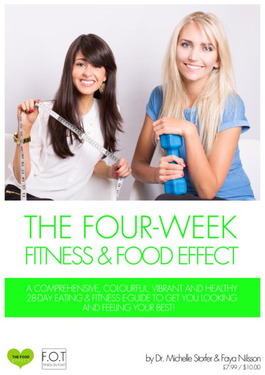 THE FOUR WEEK FITNESS & FOOD EFFECT