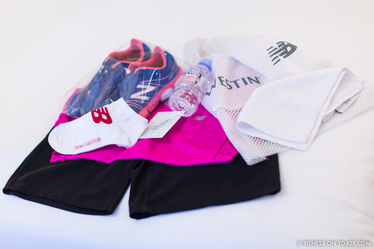 Westin New Balance Fitness Workout Kit Faya Blog Fitness On Toast