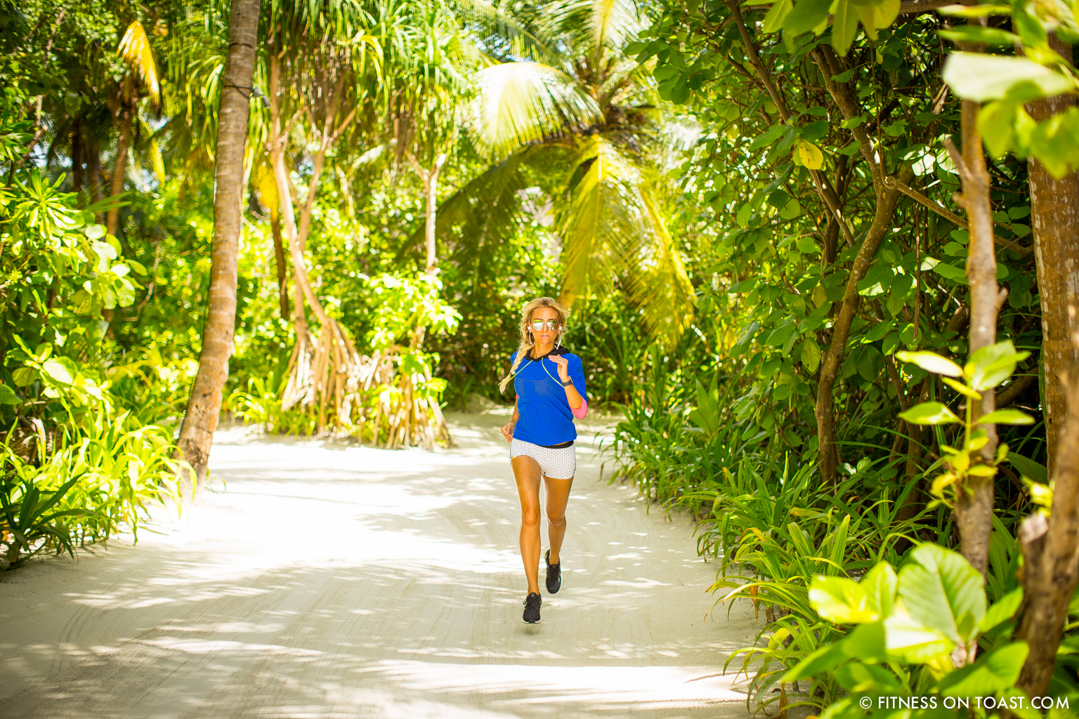 Fitness On Toast Faya Blog Girl healthy workout new year Reethi Rah One Only Luxury Maldives Travel Active Escape-29