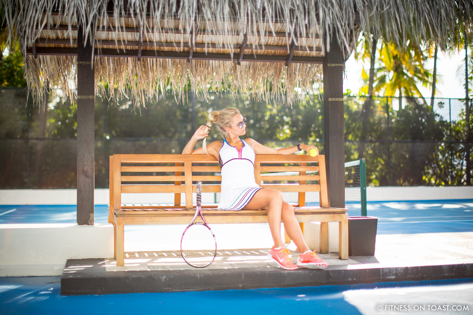 Fitness On Toast Faya Blog Girl healthy workout new year Reethi Rah One Only Luxury Maldives Travel Active Escape-32
