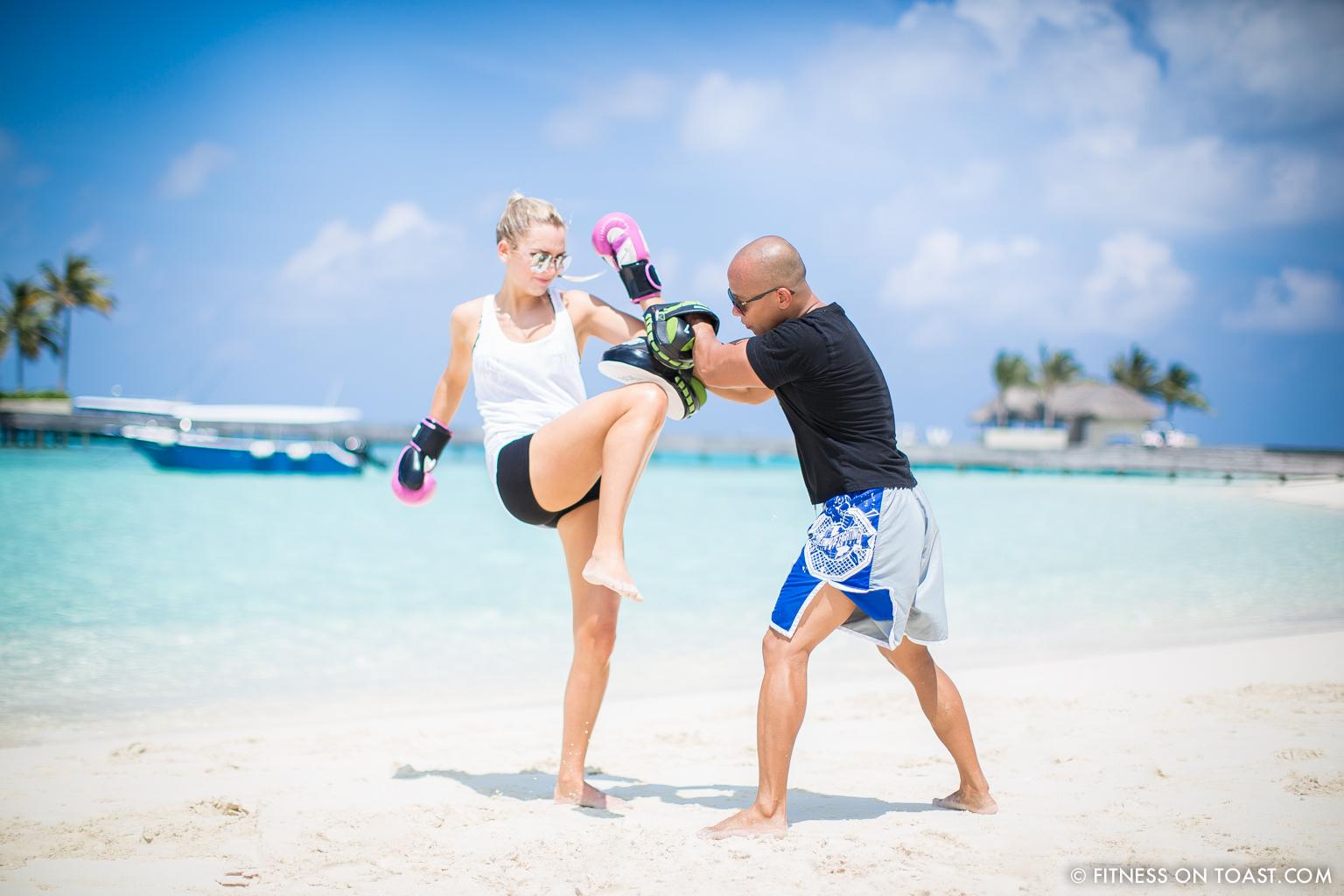 Fitness On Toast Faya Blog Healthy Workout Exercise Apple Watch Maldives Reethi Rah W Resort Spa-42