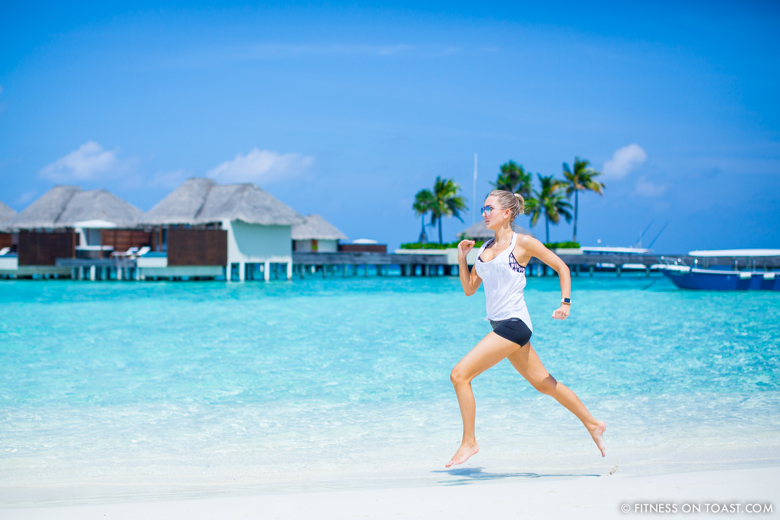 Fitness On Toast Faya Blog Healthy Workout Exercise Apple Watch Maldives Reethi Rah W Resort Spa-43