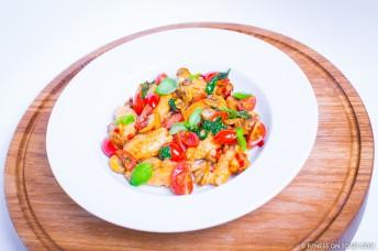 Fitness On Toast Faya Healthy Blog Girl Dinner Lunch Healthy ideas food Sweet Potato Gnocchi Recipe-2