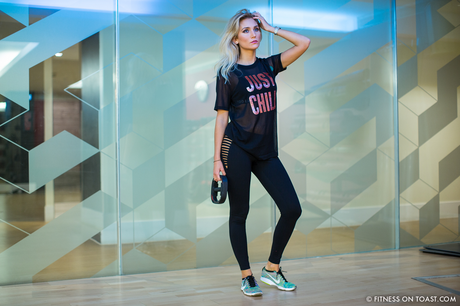Fitness On Toast Faya Blog Girl Healthy Health Workout Arm Exercise Forever 21 Virgin Active Gym Training Fashion-22