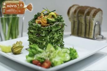Fitness On Toast Faya Blog Girl healthy Swedish Sandwich Recipe Hovis Chia Collaboration MAIN IMAGE