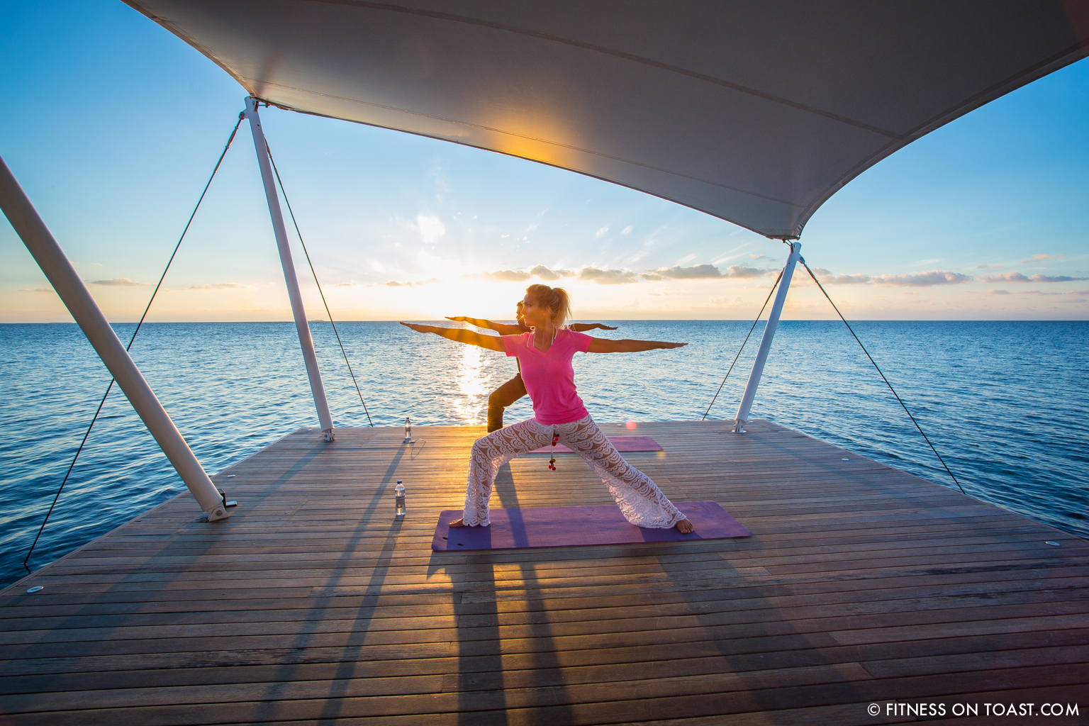 Fitness On Toast Faya Blog Girl Healthy Workout Exercise Training Health Travel Luxury W Maldives Starwood Vacation Active Escape Ideas Review-33