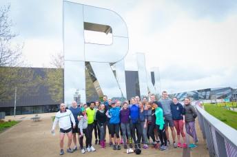 Fitness On Toast - Westin Run - April-12