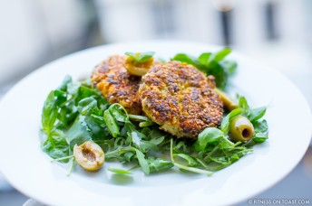 Fitness On Toast Faya Blog Girl Healthy Workout Recipe Food Diet Chickpea Burger High Protein Natural Plant Nutritional