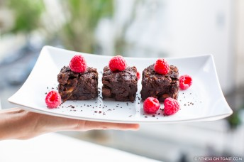 Fitness On Toast Faya Blog Girl Healthy Workout Recipe Treat Chocolate Brownie Sweet Potato Delicious Treat Nutrition