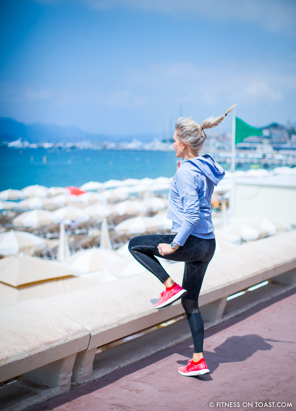 Fitness On Toast - Cannes Images