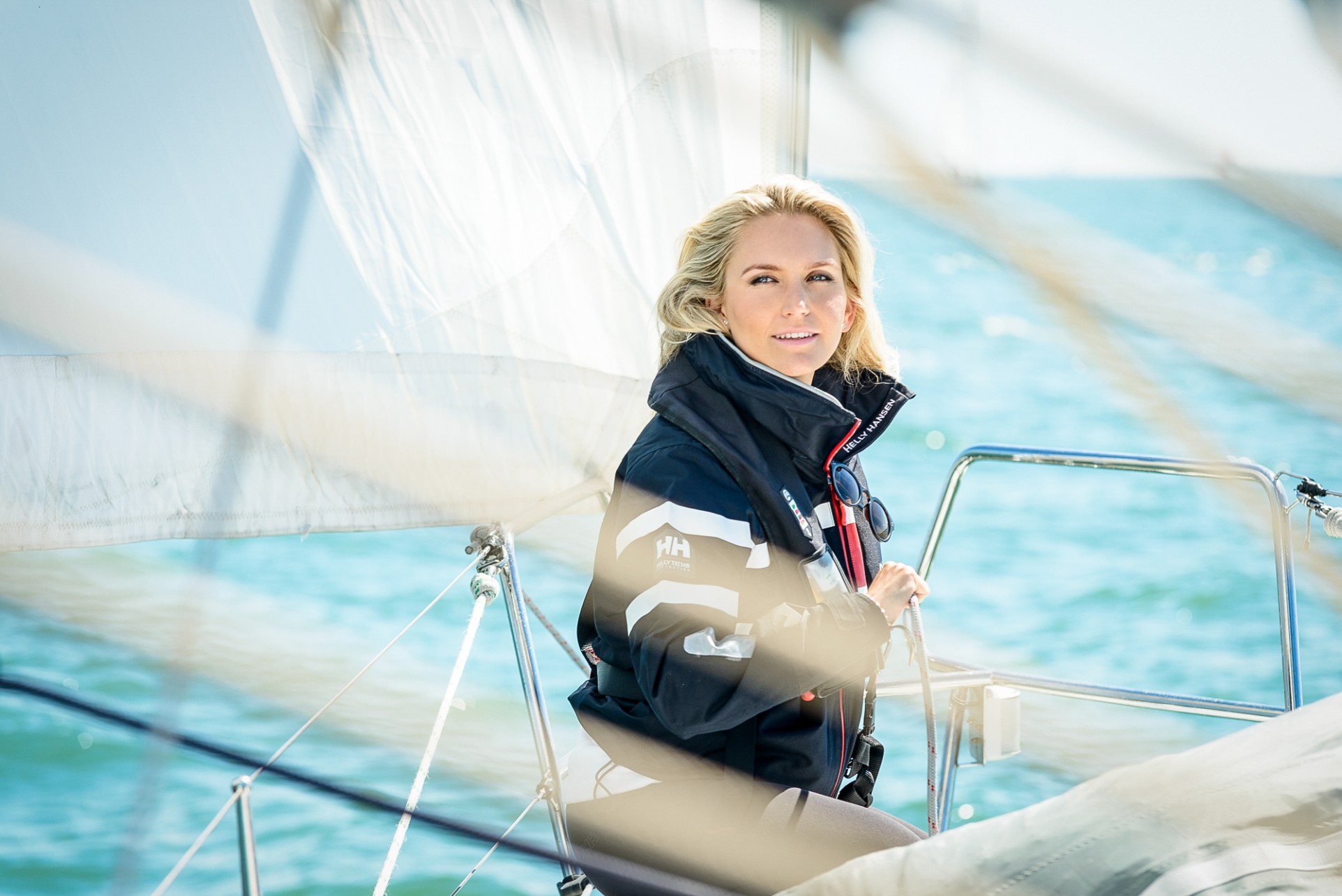 Fitness On Toast Helly Hansen Cowes Week Sailing Blogger Bronze Medal-1