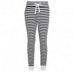 THE UPSIDE – COMO STRIPED COTTON PANTS