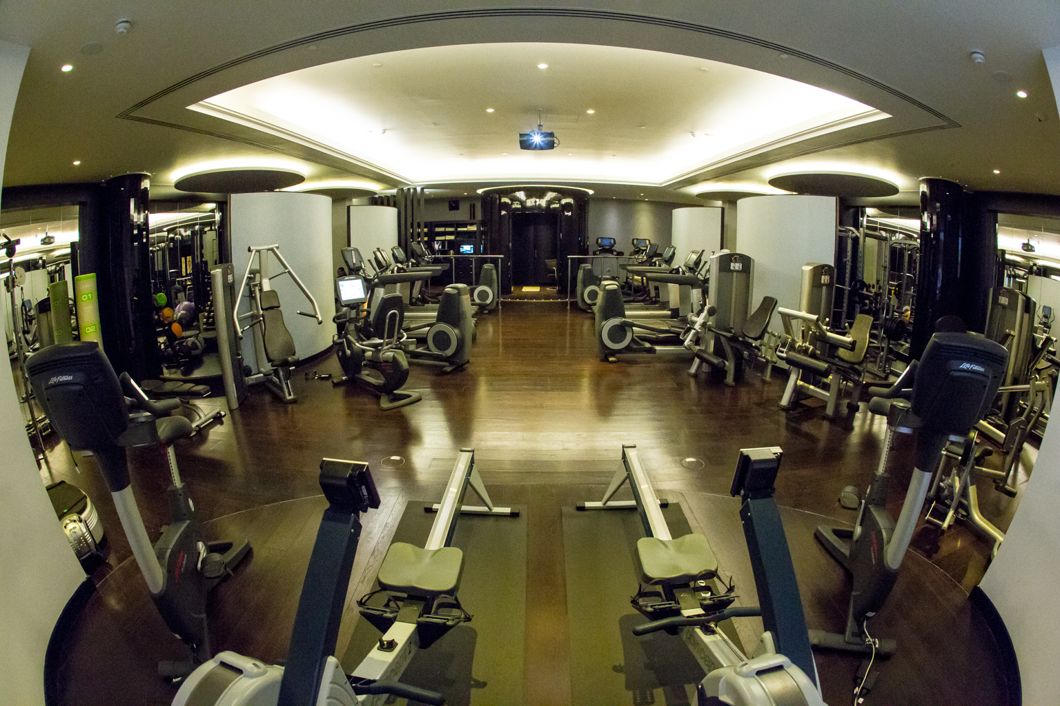 Fitness On Toast - Corinthia Hotel London Review Luxury Travel Wellness Active Escape -24
