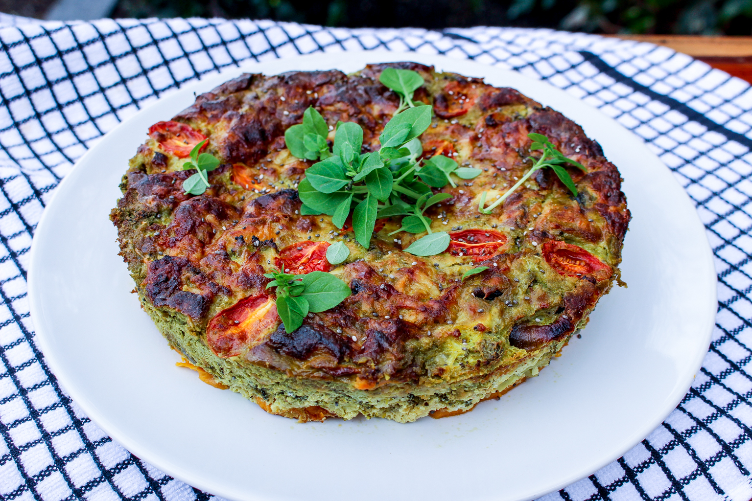 Fitness On Toast Faya Blog Girl Healthy Quiche Recipe Tasty Diet Idea Nutrition Cooking Food-3
