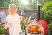 Fitness On Toast Faya Blog Girl Healthy Recipe Amazon Pizza Oven Linwoods Crockery Picnic Summer Campaign Healthy Pizza Food Ideal Dinner Summery LARGE