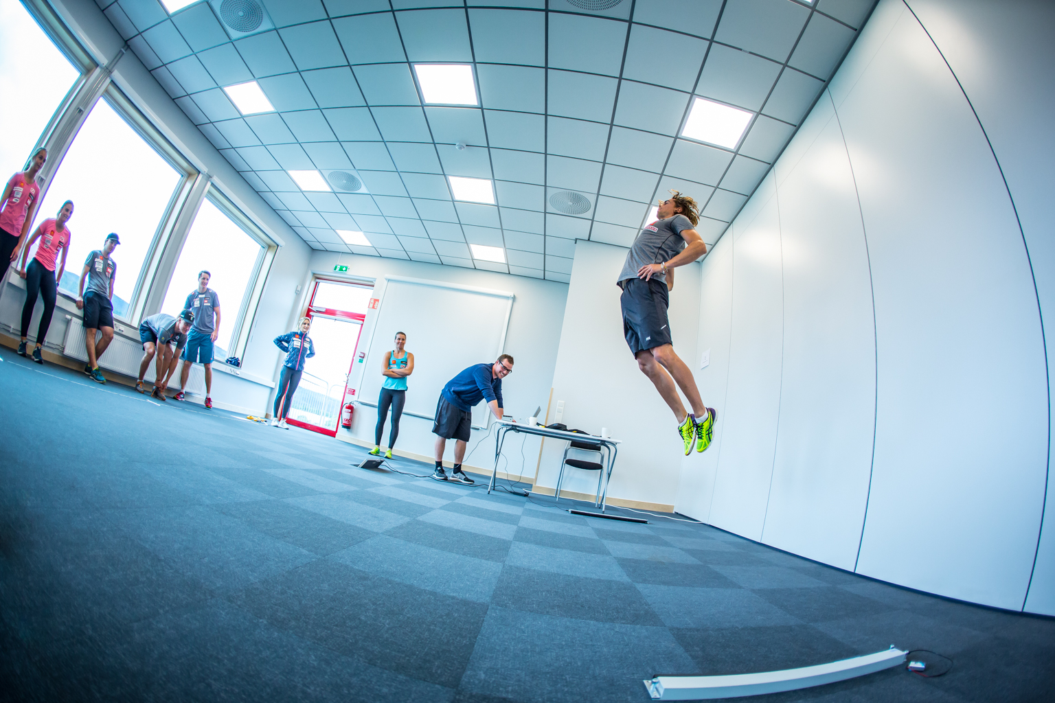 Fitness On Toast - Ski Team Sweden - Kickoff Training Session Pre Season 2017-8-14