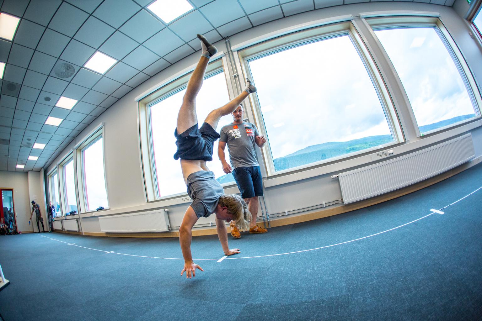 Fitness On Toast - Ski Team Sweden - Kickoff Training Session Pre Season 2017-8-34