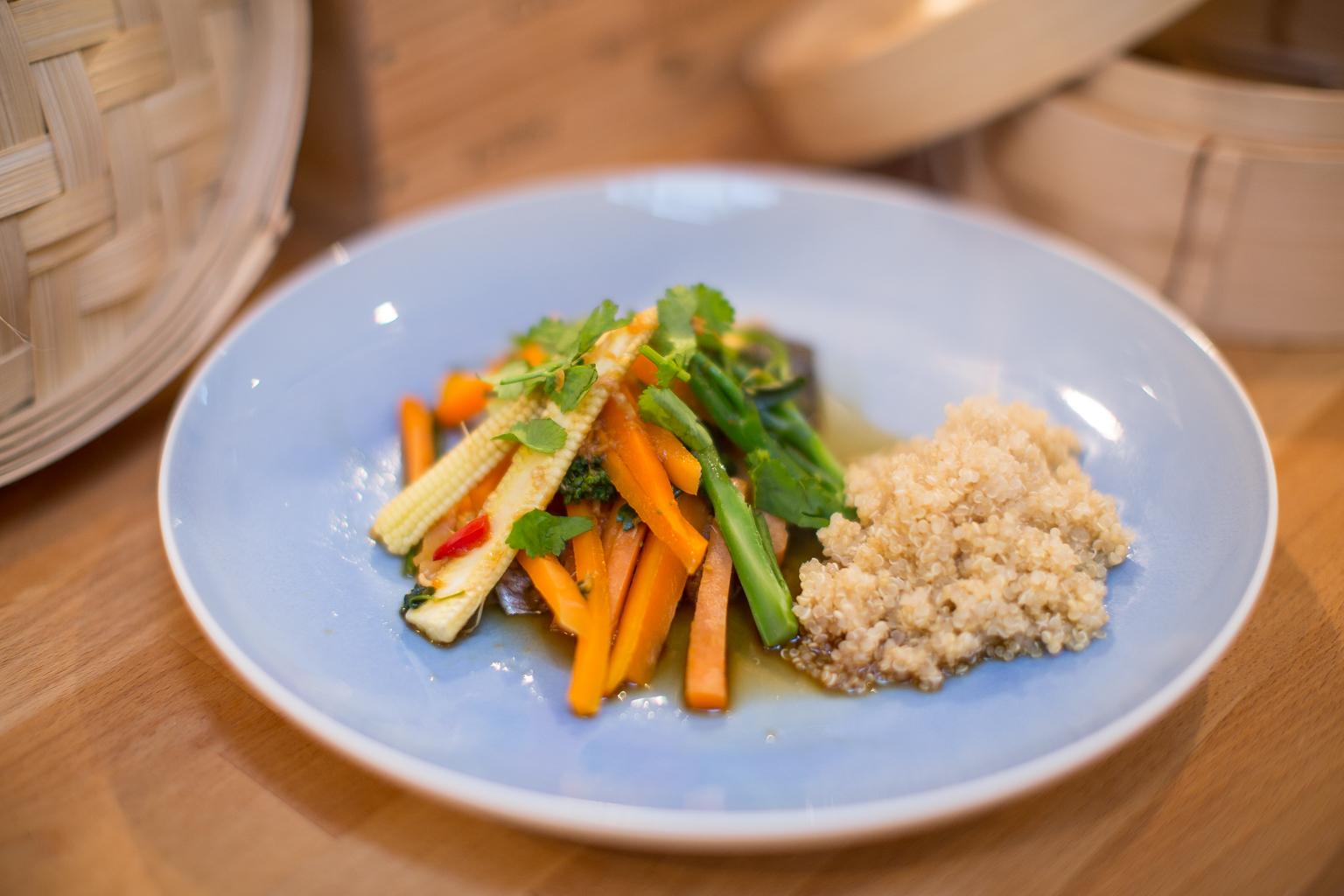Fitness On Toast Faya Blog Girl Healthy Recipe Inspiratino Fish Steamed Seabass Ginger Carrot Wok Basket Bamboo Steam Diet Light-2