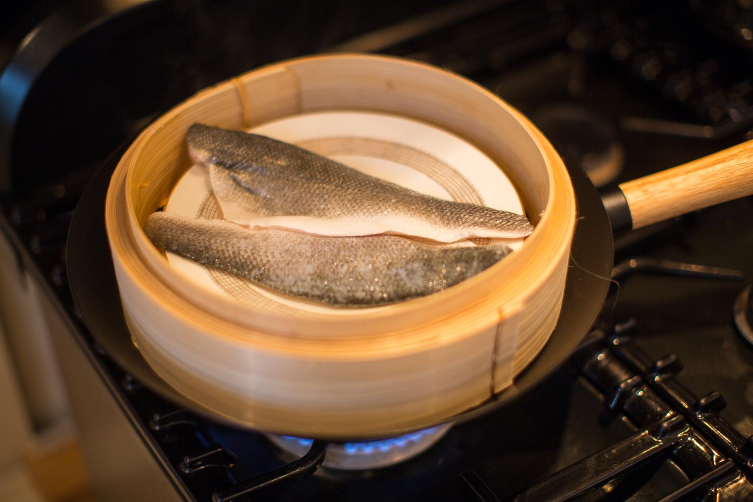 Fitness On Toast Faya Blog Girl Healthy Recipe Inspiratino Fish Steamed Seabass Ginger Carrot Wok Basket Bamboo Steam Diet Light-5